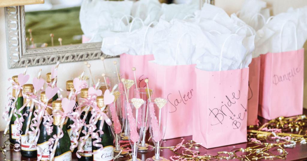 ¿Despedida de soltera o 'Bridal party'?